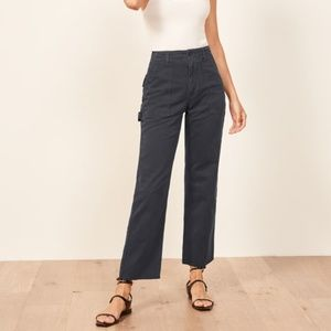 ISO Reformation Utility Pant in Navy
